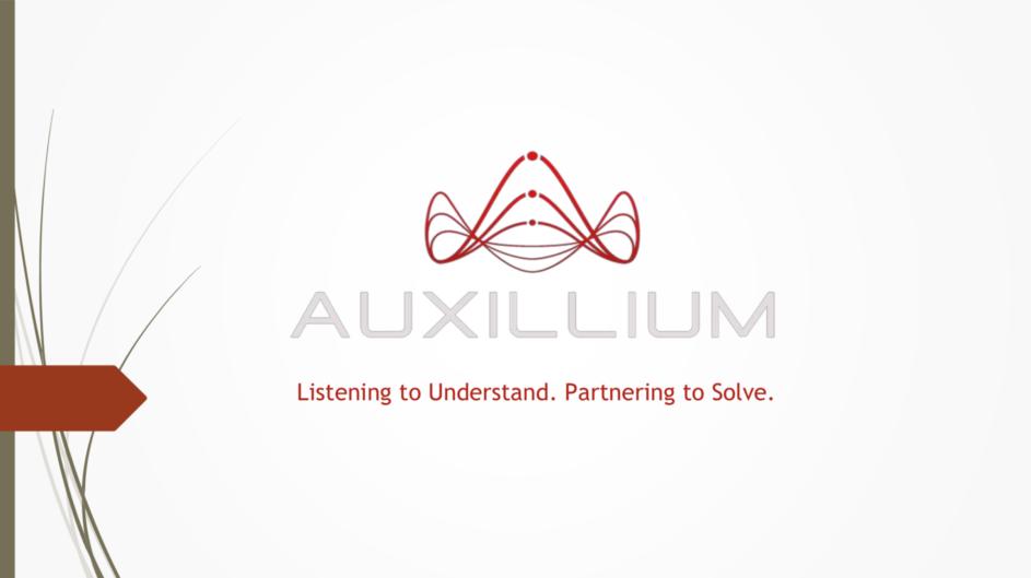 Auxillium Overview